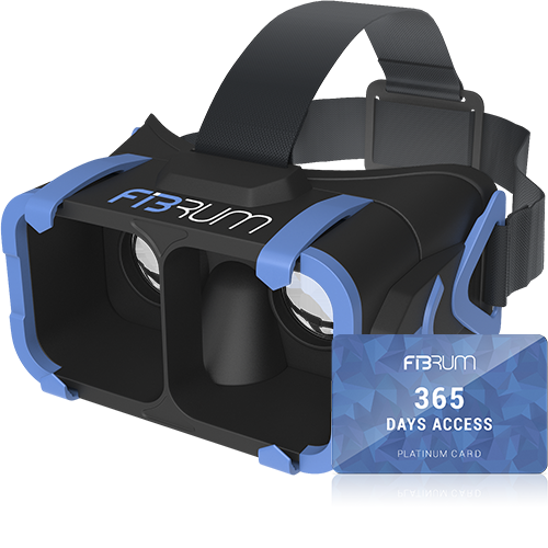 FIBRUM Virtual Reality · Men's games