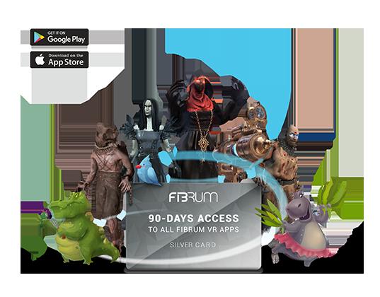 FIBRUM Virtual Reality · Men's games