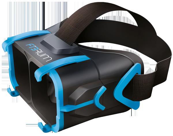 FIBRUM Virtual Reality · VR Shop
